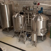 200L home brew equipment for craft beer making machine - 1