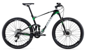 GIANT ANTHEM ADVANCED 27.5 2 MOUNTAIN BIKE 2015 - FULL SUSPENSION MTB $1,950.00 - GNAA27015