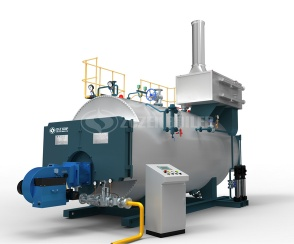 WNS series gas-fired(oil-fired) steam boiler - WNS