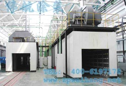 High-temperature heating and drying equipment - WH-HG03