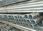 API 5L Gr. B / A53 Gr. B ERW Steel Pipe / Welded Pipe