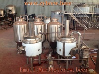 Home brewing equipment, beer brewery equipment, brewpub machine - Home brewery