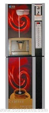 Coffee vending machine for commercial use (F302) - 555ss