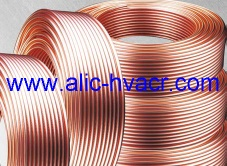 Plain copper tube - Copper tubes