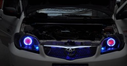 HID Projector Light/ Angel Eyes/ HID Projector Lens
