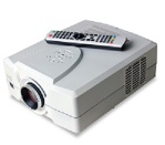 2200lumens led hd projector
