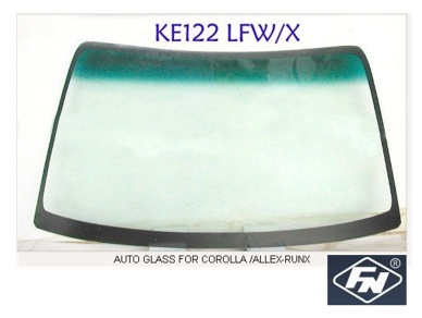Auto glass Laminated windshield