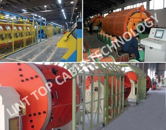 Rigid Stranders/Rigid Stranding Machines