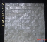 Wholesale European modern style shell wall coverings