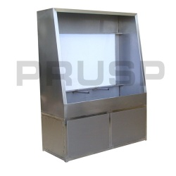 Manual Screen Washout Booth - 2