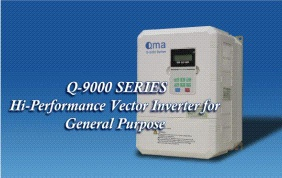 Q9000 High Performance Vector Inverter for General Purpose