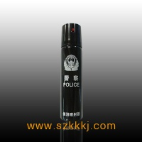 Tear gas/ pepper spray/ self defense device 60ml - 60ml
