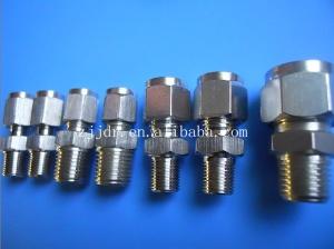 reducing union male female adaptor stainless steel fittings pipe fittings - C-07