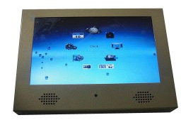 LCD digital signage for retail display