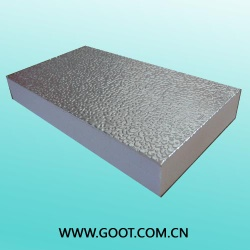 Phenolic Foam Pre-Insulated Air Duct Panel - DUCTWORK