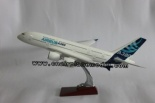 resin aircraft model Airbus380 36cm - Airbus380
