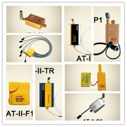 Wireless Temperature Sensors for AT-II System - AT-II-X(F-C-CP-TC-TR