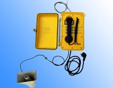 Weatherproof Loud Speaking Telephone(KNSP-08)