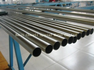 Seamless Titanium Tube - CL-Ti-tube-200