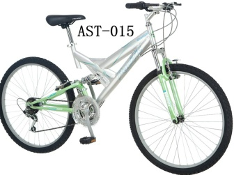 26-Inch Girls Bike - AST-015