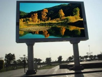 P16 commercial led display board