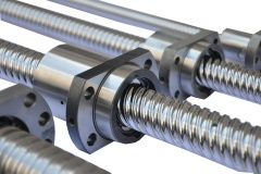 Ball Nut, EFSD, Flange Type - Ball Screw