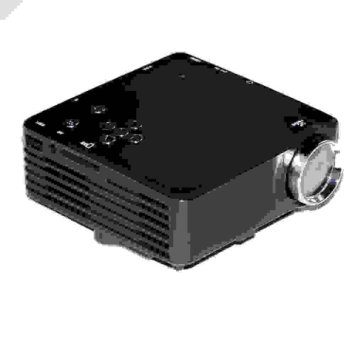 barcomax LED GP7S mini projector for game