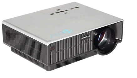 BarcoMax Projector PRW310 LED Projector,1280x800Pixels for home theater Original manufacturer - PRW310