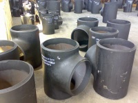 Carbon Steel Seamless Butt Weld Pipe Fittings - BL1006
