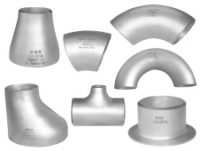 Stainless Steel Butt Weld Fittings - BL1007
