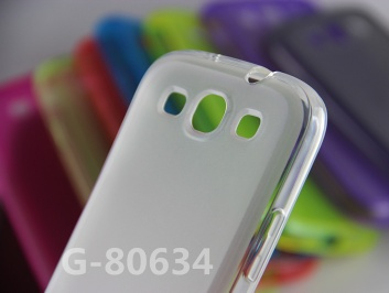Simple TPU Case for Samsung i9300