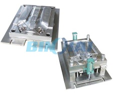 Plastic component injection mold - BH