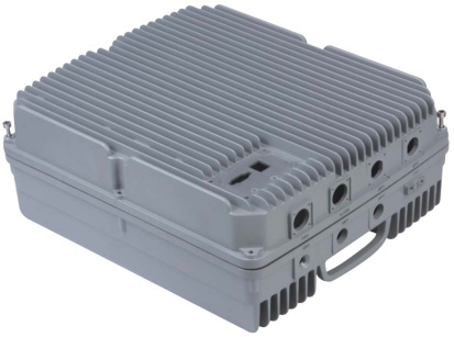 Aluminium Die Cast Communication Box - BW2787