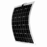 50W Flexible Solar Kit for Marine and Camping, Motor Home, Outdoor Application, House, Boat - flexible solar panel