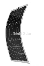 Flexible Solar Panel for Car Battery Chargers, with 20W Power, Lightweight and Durable - Solar Panel