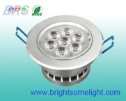 7W Edison LED Downlight - BRS-DWW-1WR7