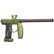 Empire Axe Paintball Marker - Dust Olive and Earth - Axe Paintball