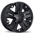 Ford F-150 2WD Rims (Fast Wheels Warrior) - W561