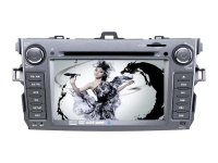 2 Din Car DVD With GPS(for Corolla) - EM-T701