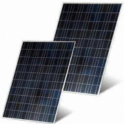 280W Solar Panel Module with 156 x 156mm Cell Size, Made of Monocrystalline Silicon - ZF280-72P-B-1