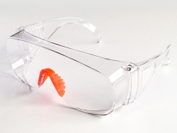 Safety glasses with nosepad - SG-471