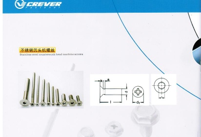 Mchine screw