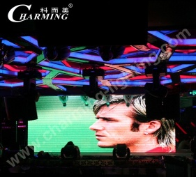 SMD Full color Indoor LED Display P10mm