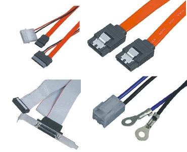 Cable Assembly-SATA Cable, Flat/FFPC cable, Wire Harness - Cable-002