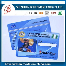 RFID Chip Card Contactless M1 S50 Smart Card (1K) - RFID Chip Card