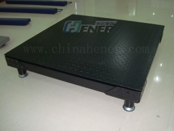 1.2*1.2M 3T Platform Scale Floor Scale (Double Deck) - HR-V
