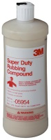 3M Super Duty Compound, 05954, 1 Quart, 6 per case - 05954
