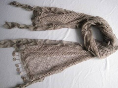 Knitted scarve - S110506