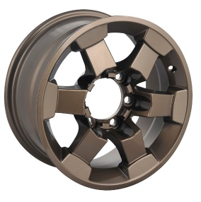 2013 TOYOTA Replica 16 Aluminum Alloy Wheels #627 - replica wheels