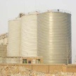 Flat Bottom Steel Silo - 11.0*8